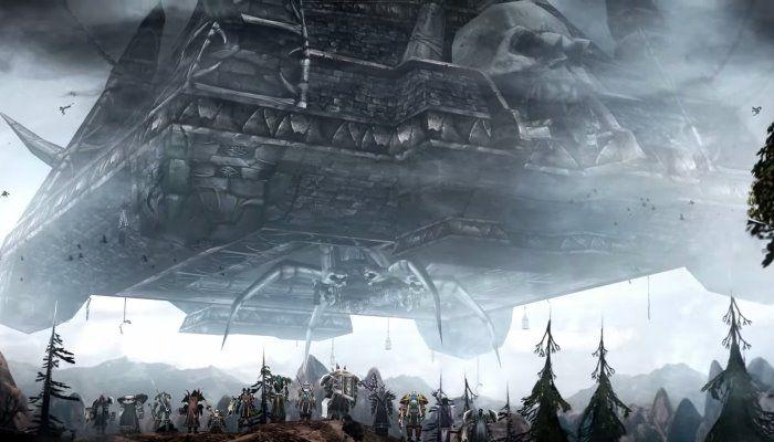 Le raid de Naxxramas se dote d'un splendide fan trailer