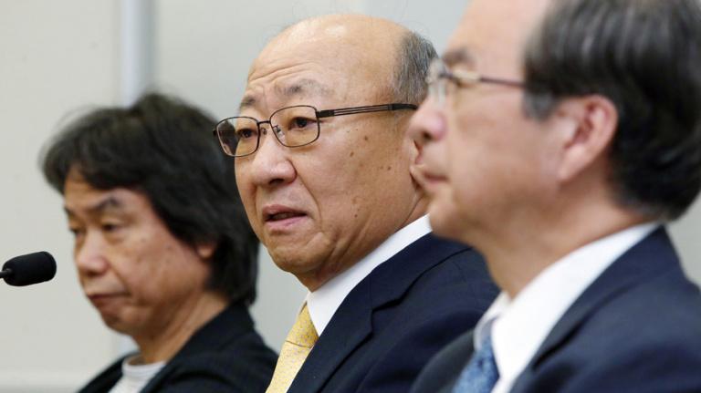 Tatsumi Kimishima réélu au conseil d'administration de Nintendo avec une cote de confiance record