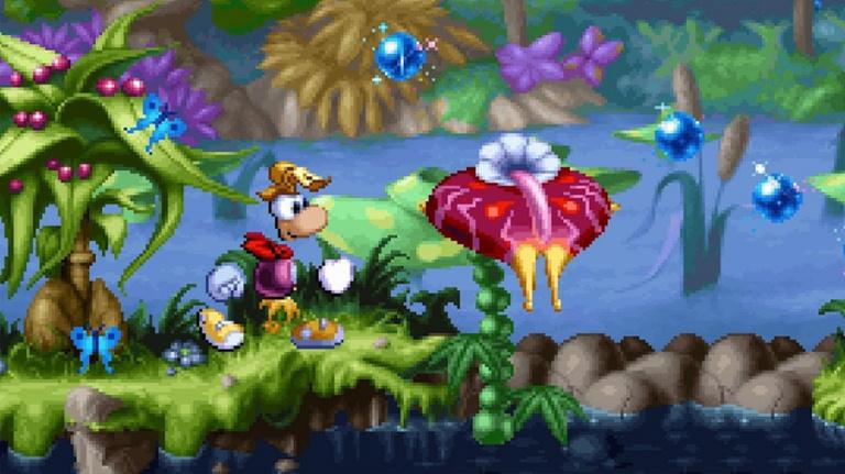 Rayman : le prototype Super Nintendo peut être téléchargé