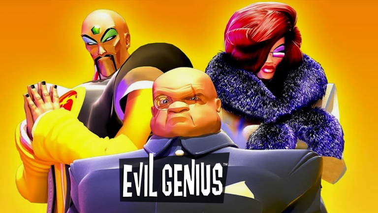 Rebellion travaille sur Evil Genius 2