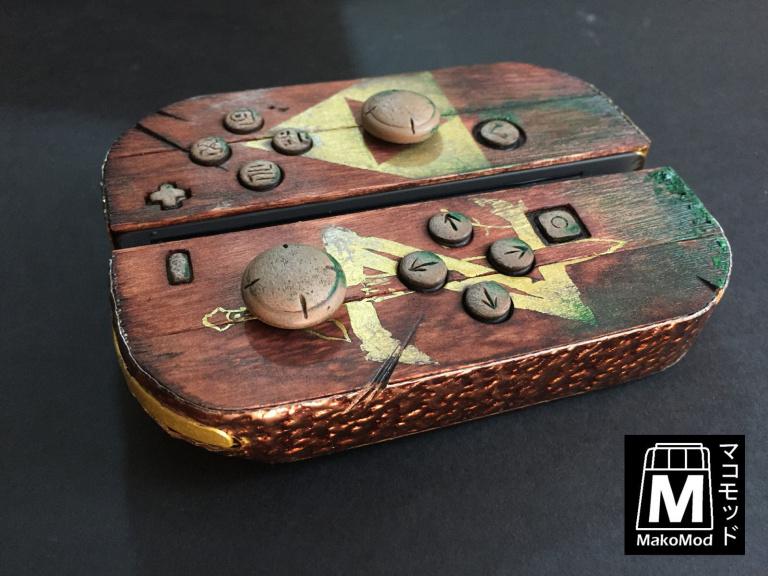 La Tablette Sheikah inspire la Switch