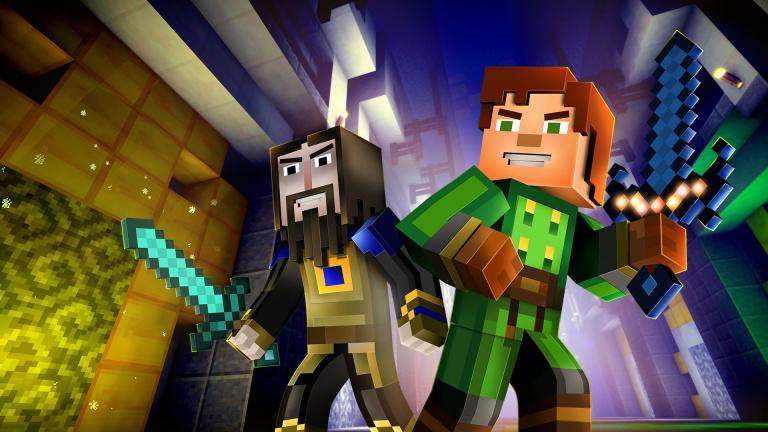 Après Minecraft : Story Mode, Telltale souhaite publier d'autres jeux sur Nintendo Switch