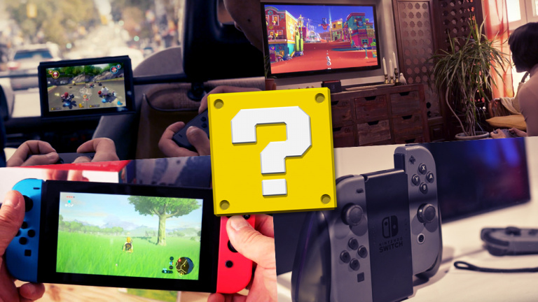 Nintendo Switch : 4 mois après, le bilan de nos expériences