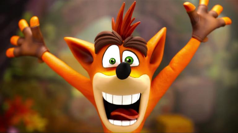 Crash Bandicoot pourrait revenir encore !