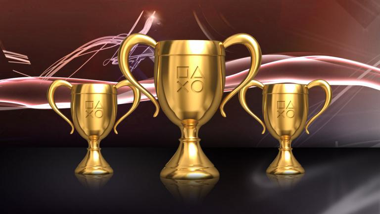 PlayStation 4 : les trophées se synchroniseront désormais plus rapidement