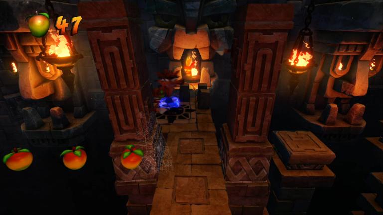 Niveau 11 : Temple Ruins