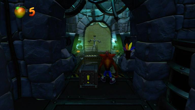 Niveau 24 : The Lab