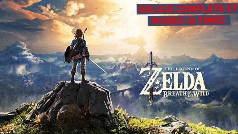 The Legend of Zelda : Breath of the Wild, astuces et soluce : tous nos guides (MAJ)