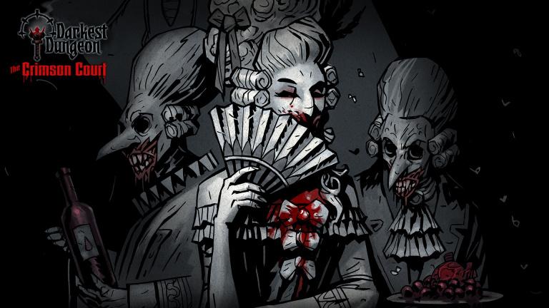 """Darkest Dungeon : le DLC """"The Crimson Court"""" prend date sur PS4 et Vita"""