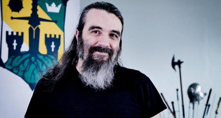 Jason VandenBerghe, directeur créatif de For Honor, rejoint ArenaNet