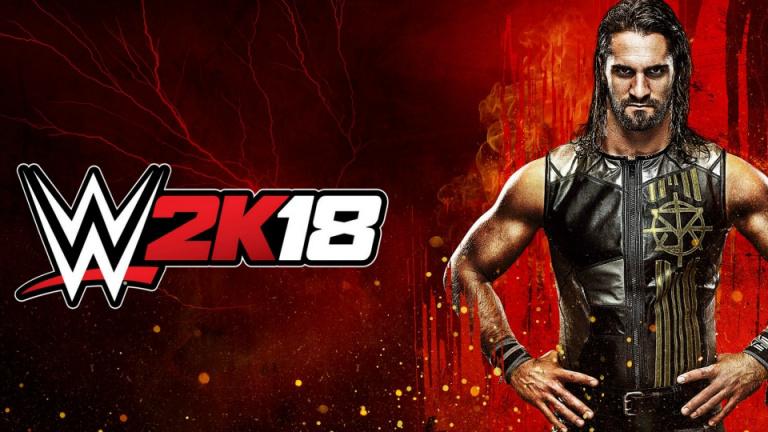WWE 2K18 débarque sur Switch