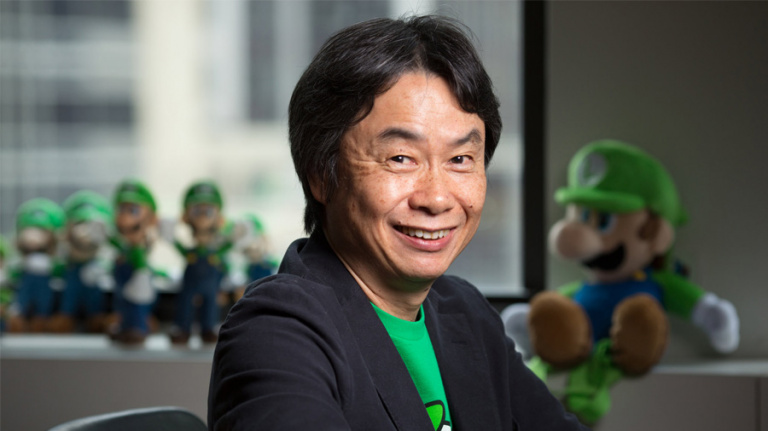 Shigeru Miyamoto (Nintendo) : les joueurs préfèrent la variété aux performances