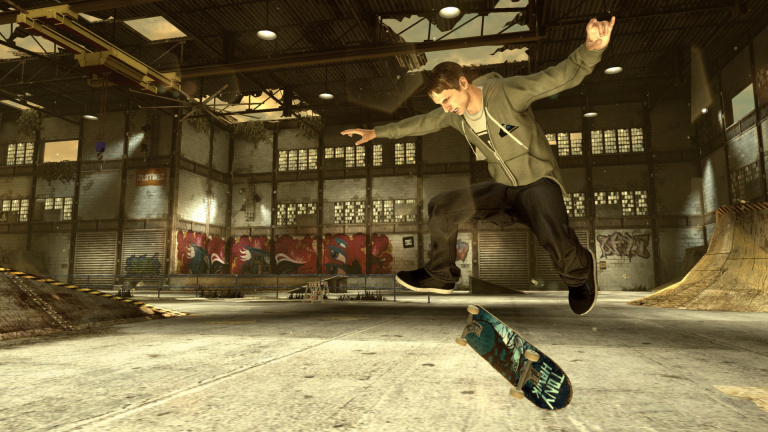 Tony Hawk's Pro Skater HD sera retiré du magasin Steam le 17 juillet