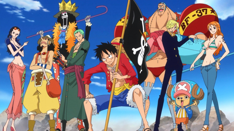 One Piece : de la VR et du gros jeu au programme