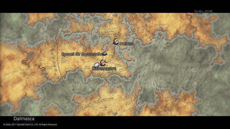 Episode 2 : Rabanastre