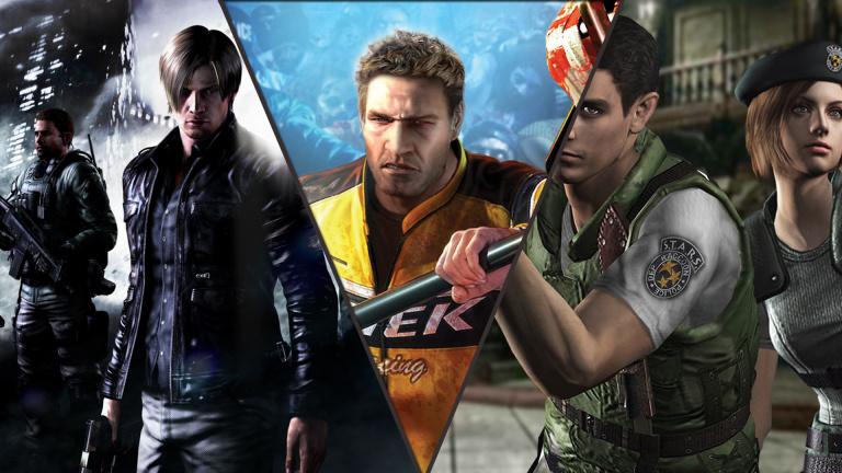 Un nouveau Humble Bundle consacré à Capcom célèbre les morts-vivants