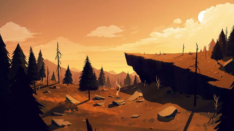 Firewatch : les développeurs créent un vrai exemplaire d'un roman du jeu