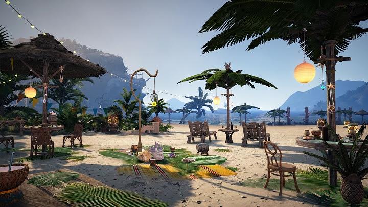Black Desert Online vous invite à la plage