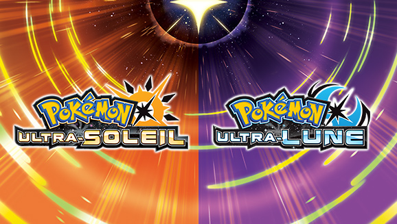 1 million de Pokémon Soleil et Pokémon Lune en France !