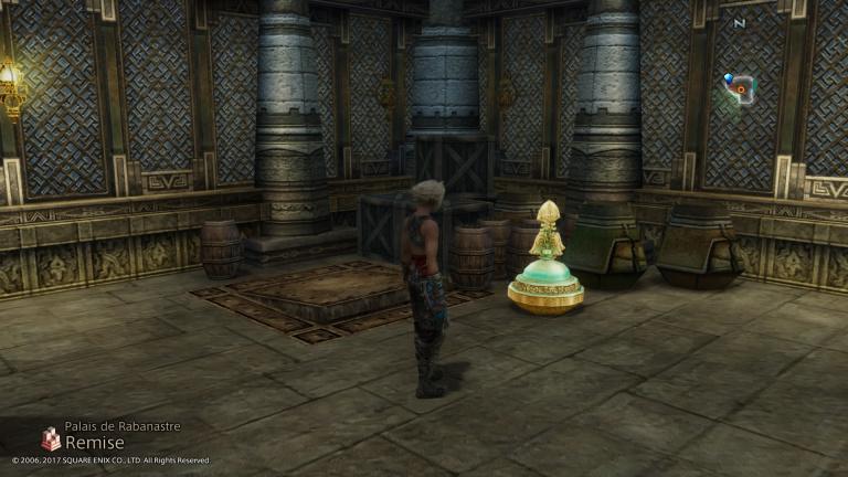 Episode 7 : Le palais de Rabanastre