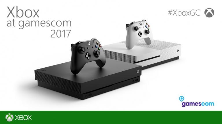 Gamescom 2017 - La programme de Microsoft