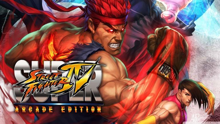 Xbox One : Super Street Fighter IV passe en rétrocompatibilité