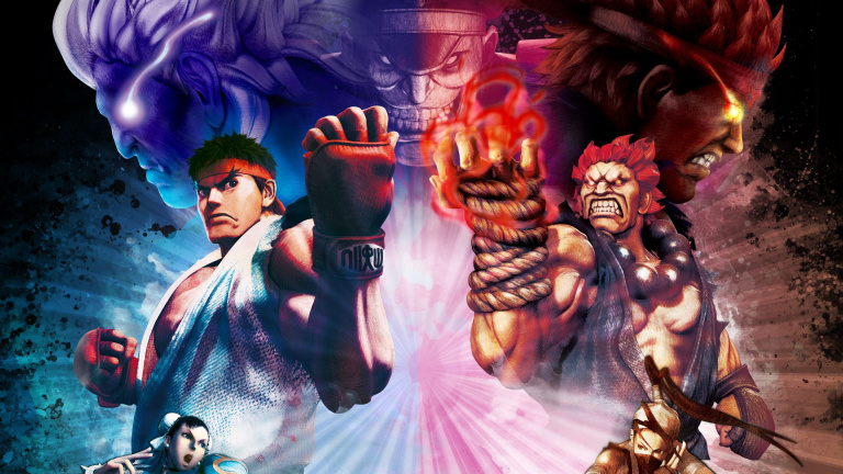 Super Street Fighter IV : Arcade Edition est rétrocompatible sur Xbox One