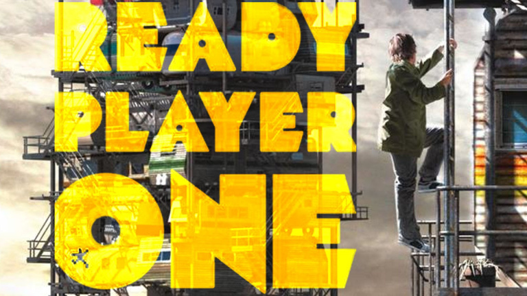 1ere image du nouveau Steven Spielberg — READY PLAYER ONE