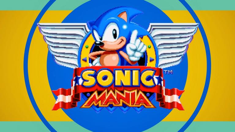 Sonic Mania : la musique de la Studiopolis Zone dévoilée