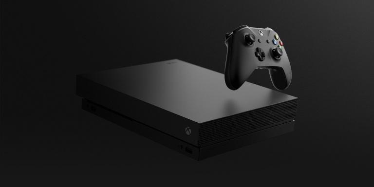 Xbox One X : Wolfenstein II et The Evil Within 2 en 4K Ultra HD