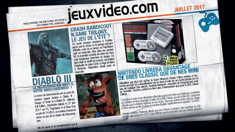 Les infos qu'il ne fallait pas manquer hier : Kingdom Hearts III, Xbox One X, ...