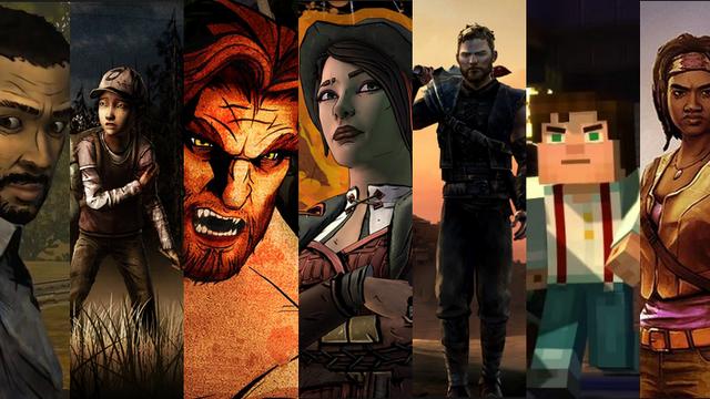 Telltale Games : Une nouvelle annonce au Comic-Con ?