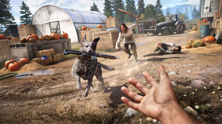 Far Cry 5 : une durée de vie comparable aux derniers épisodes
