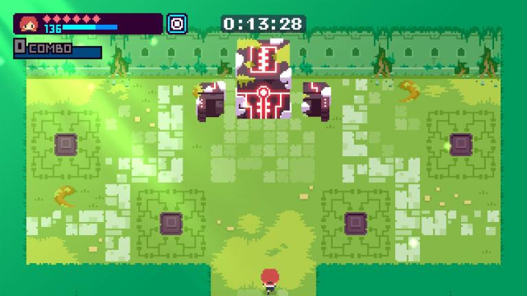 Kamiko : Un Zelda-like puissance 3