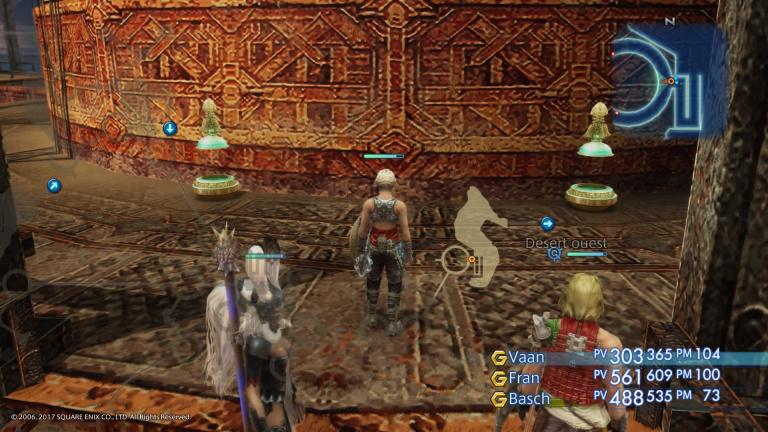 Episode 19 : La mer de sable d'Ogir-Yensa