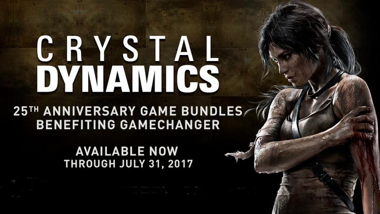 Crystal Dynamics : un bundle de 12 jeux pour fêter les 25 ans du studio