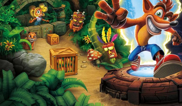 Crash Bandicoot : Les coulisses du marsupial bondissant