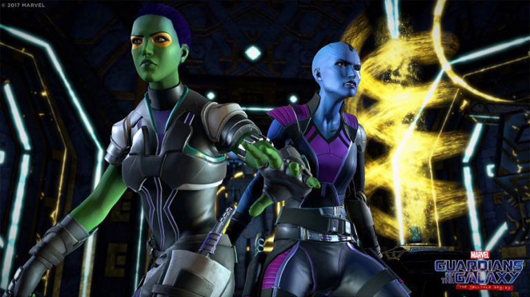 Guardians of the Galaxy : l'épisode 3 de la série Telltale prend date