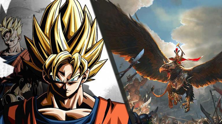 Les licences Dragon Ball Xenoverse et Warhammer à petits prix