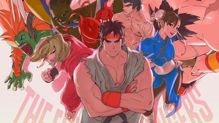 Ultra Street Fighter II : il est possible d'incarner Shin Akuma