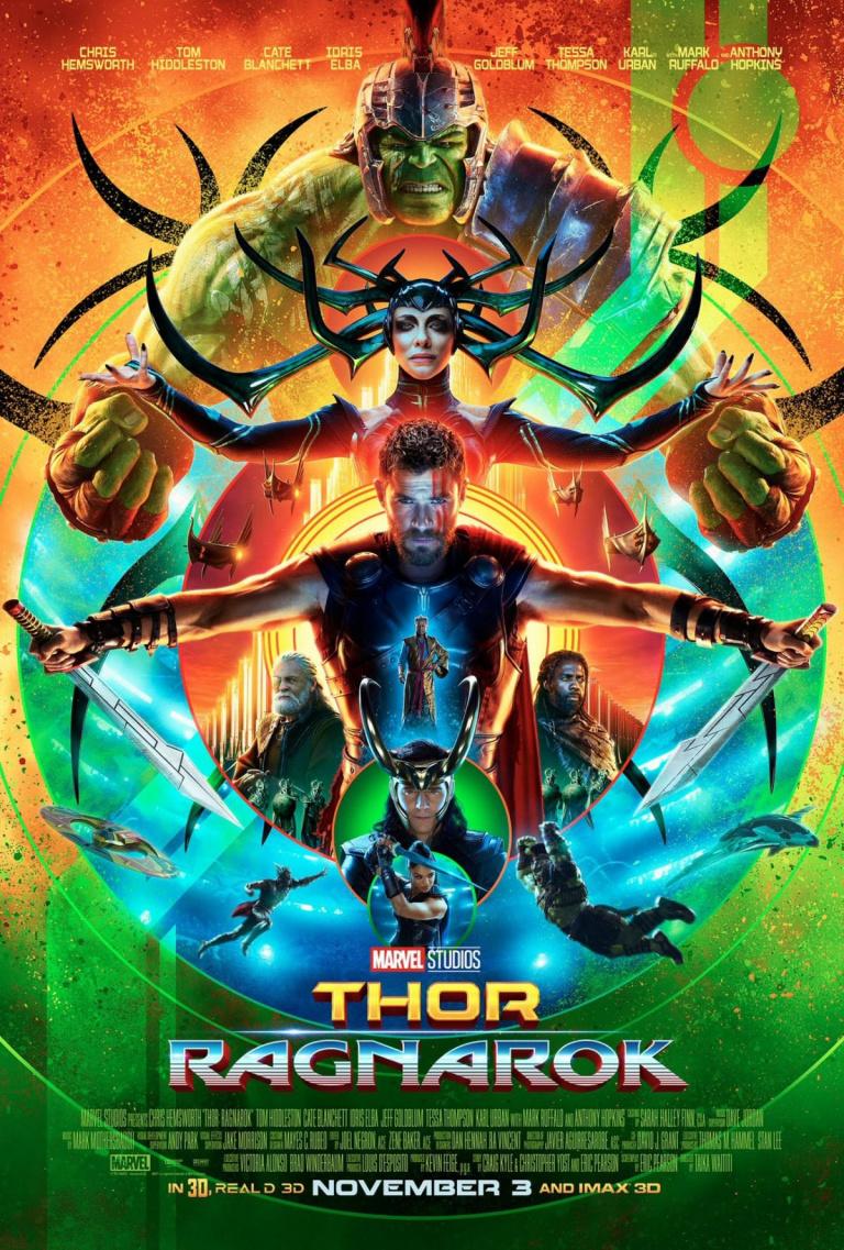 Thor Ragnarok - Un voyage cosmique pulp et déchaîné : Comic-Con