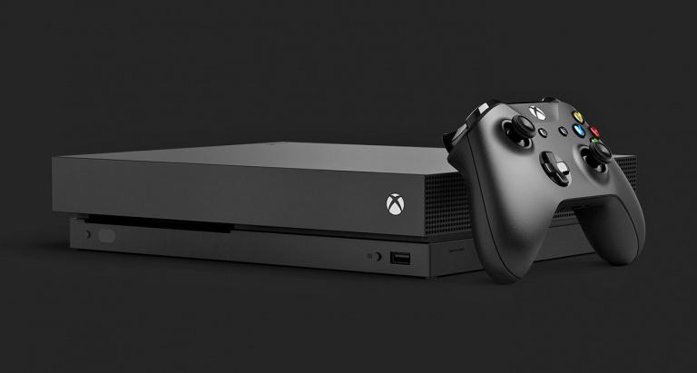Les précommandes pour bientôt — Xbox One X