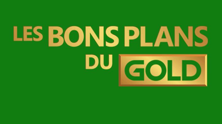 Marché Xbox Live : Les bons plans du Gold de la semaine du 25 au 31 juillet 2017