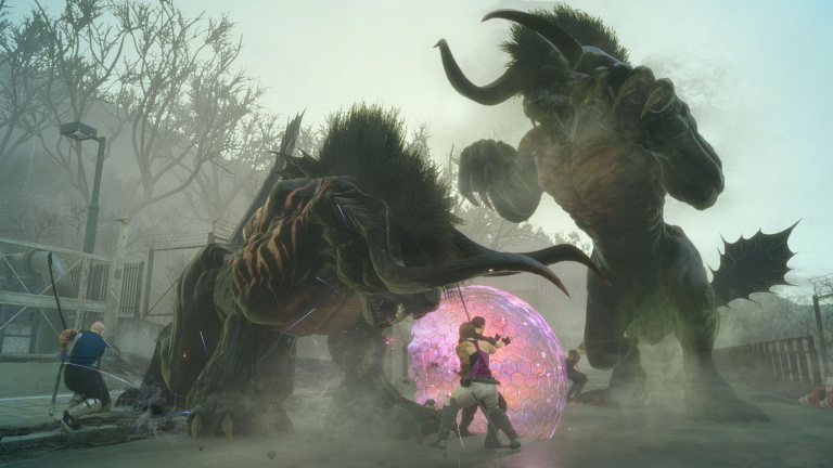 Final Fantasy XV : le DLC multijoueur sera en beta fermée début août