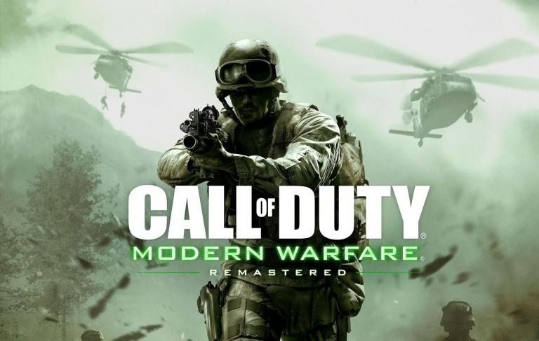 CoD Modern Warfare Remastered est disponible en standalone sur PC