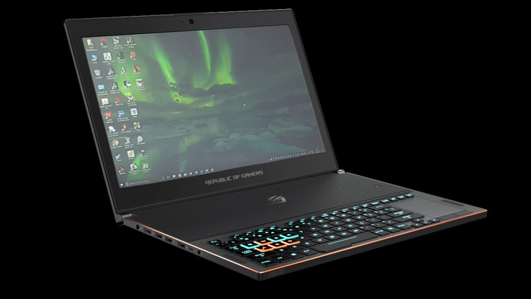 guide pc portable gamer test du mod le asus rog zephyrus. Black Bedroom Furniture Sets. Home Design Ideas