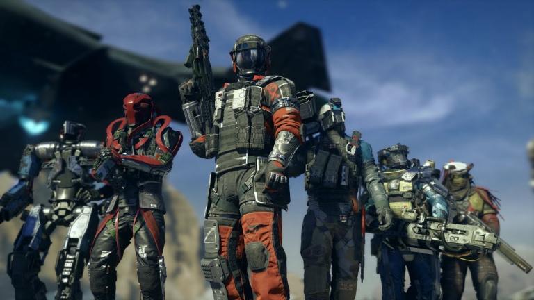 Le multijoueur de Call of Duty : Infinite Warfare est gratuit sur Steam ce week-end