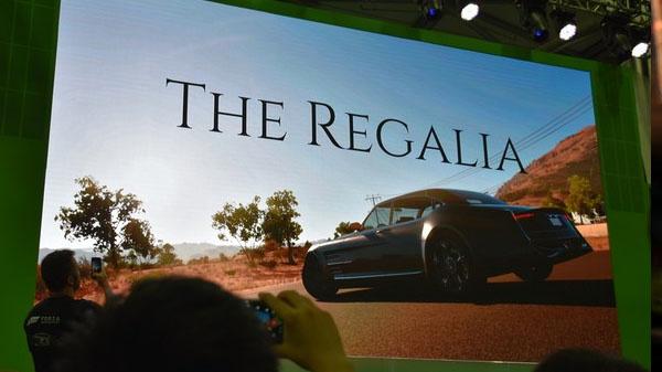 La Regalia d'FFXV, bientôt disponible dans Forza Horizon 3 !
