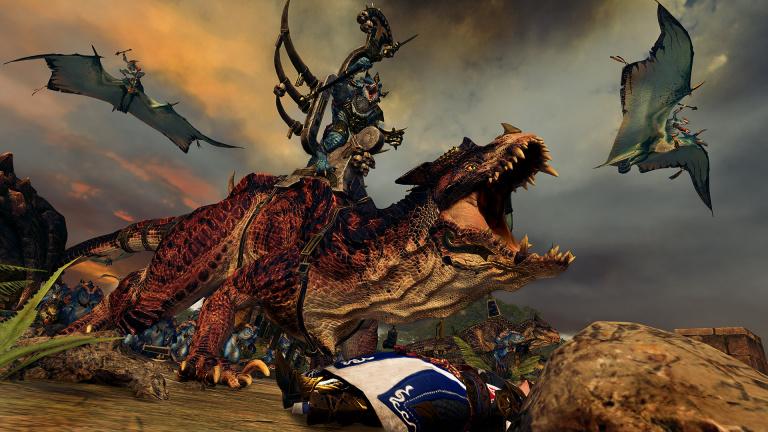 Les précommandes de F1 2017 et Total War : Warhammer II en réduction