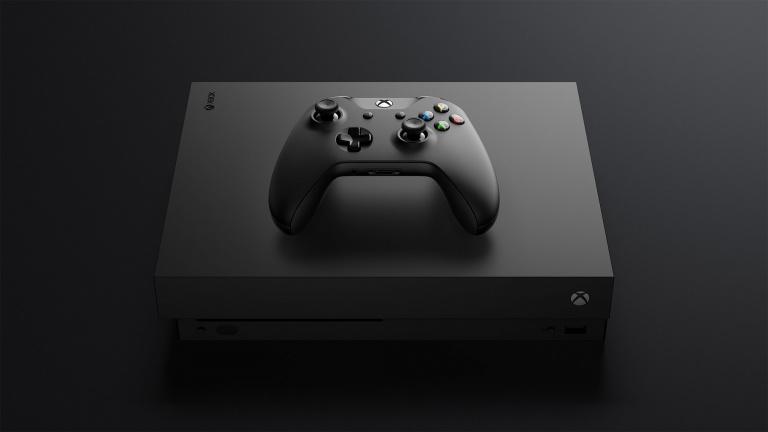 Xbox One X, plus de 80 jeux optimisés lors du lancement